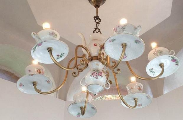 image5-50 | Потрясающие идеи самоделок из чашек и чайников