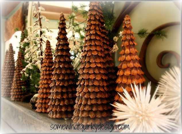 image8-13 | Праздничный декор из шишек своими руками