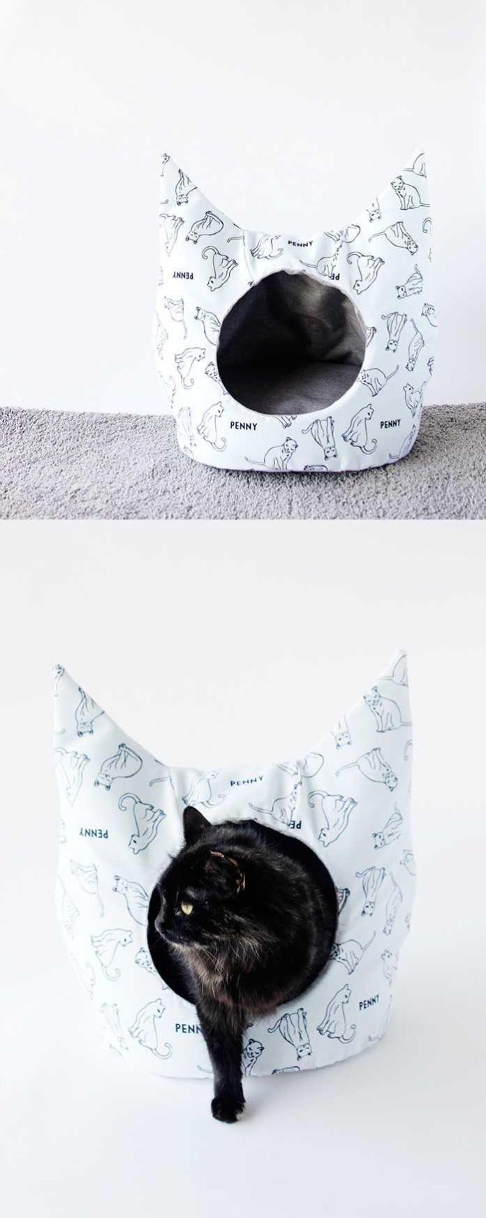 image8-15-e1541675643848   Кровати для домашних животных из подручных материалов