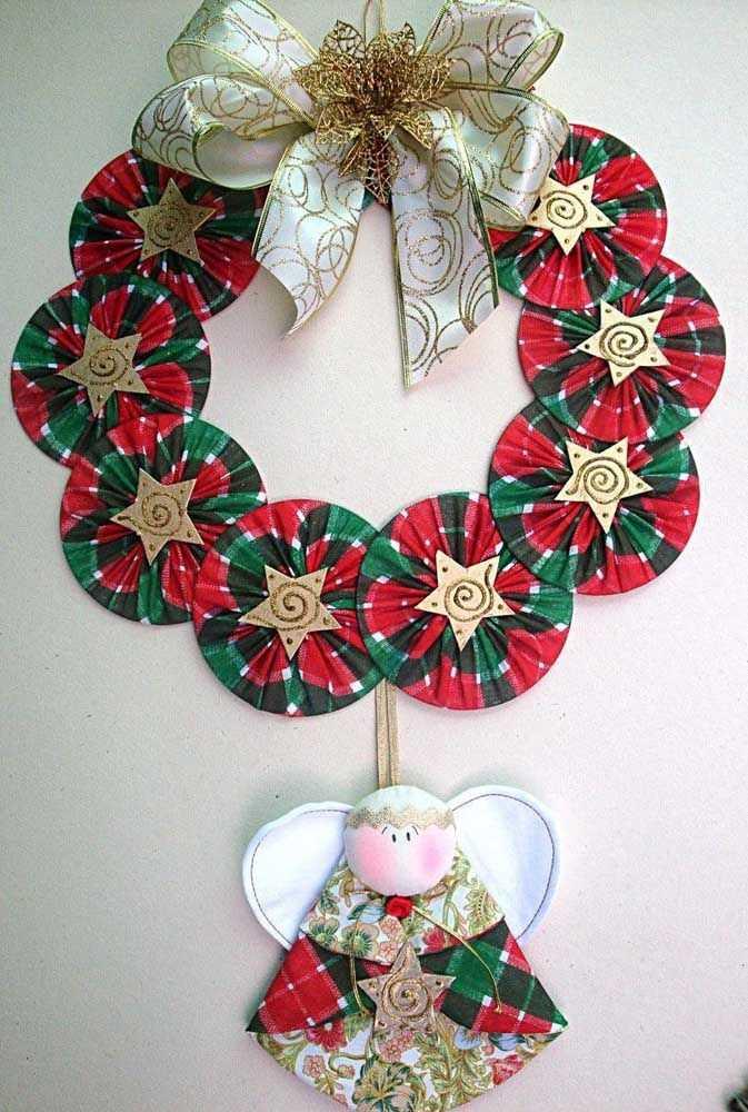 image8-27   Новогодние украшения из ненужных компакт-дисков