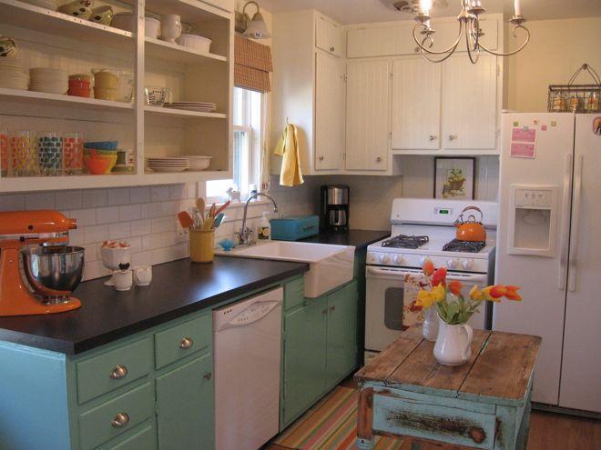 12-staryh-kuhon-rjat-vdohnovenie-image7 | 12 старых кухонь, которые дарят вдохновение