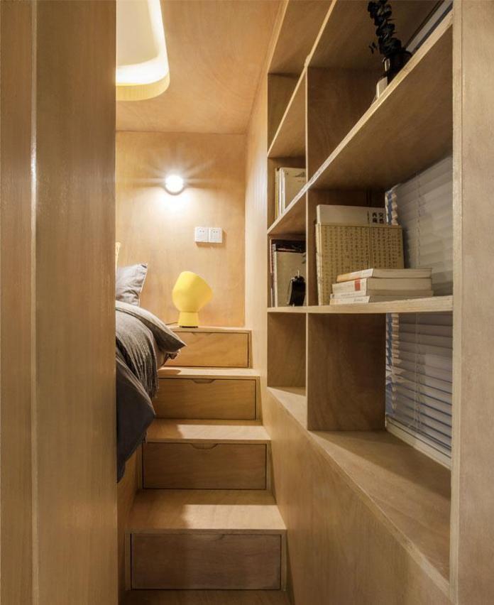 image10-3   Современный дизайн квартиры площадью 40 м²