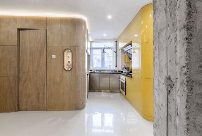 image9-3   Современный дизайн квартиры площадью 40 м²
