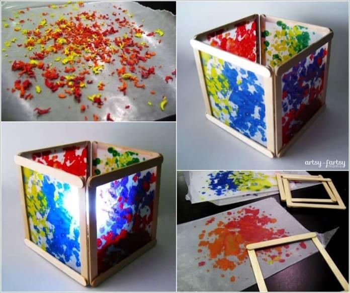 image10 | Что можно сделать из палочек от мороженого своими руками