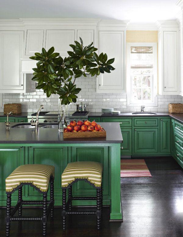image11-2 | Идеи двухцветных шкафов для кухни