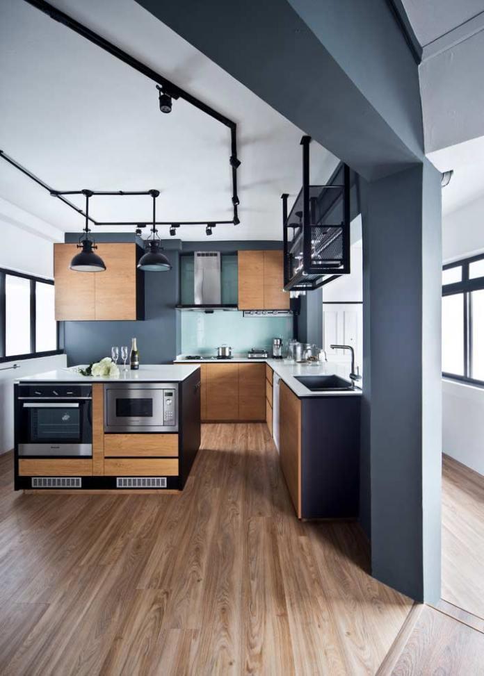 image16-2   Роскошные кухни для вдохновения