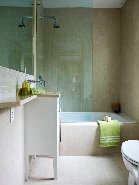 image13-11 | 30 идей дизайна маленьких ванных комнат
