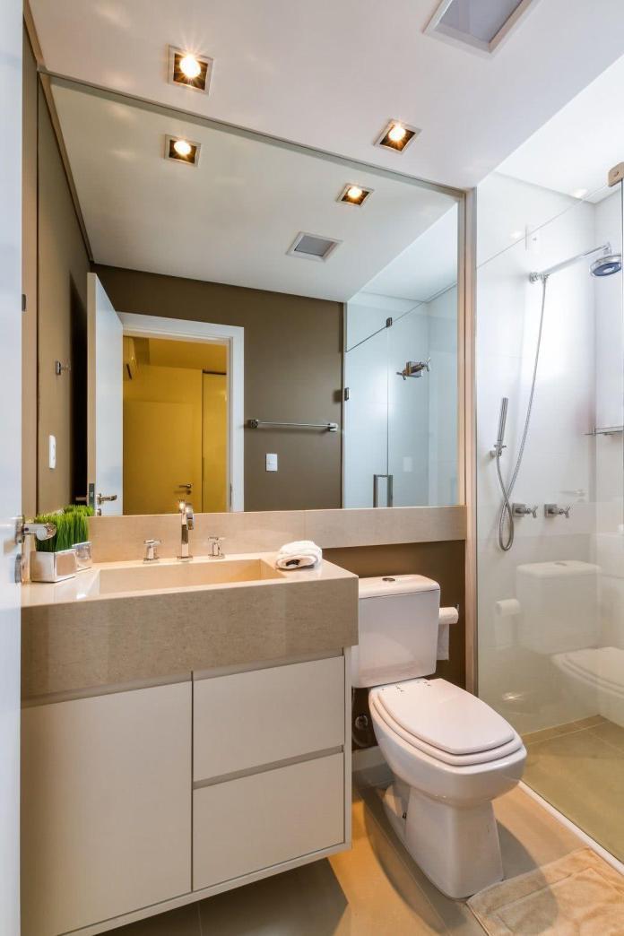 image9-18 | 30 идей дизайна маленьких ванных комнат
