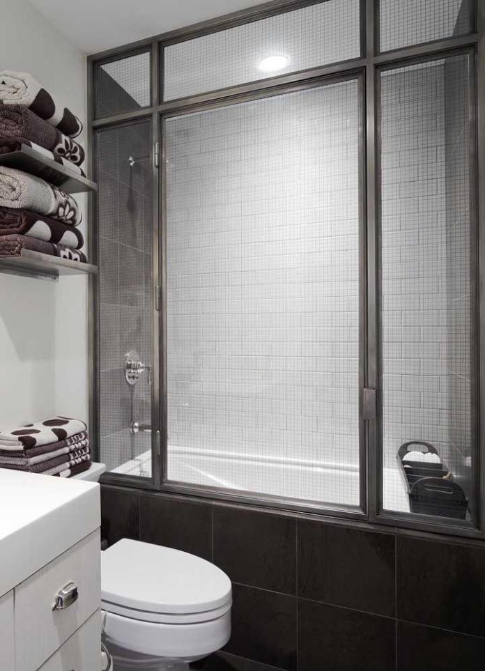 image14-7   Вдохновляющие идеи для маленьких ванных комнат