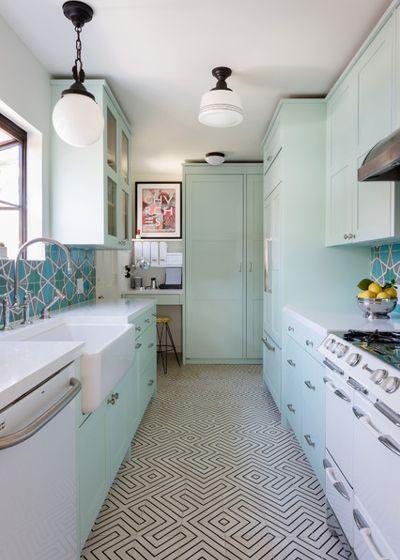 image2-7 | 5 узких кухонь, которые действительно работают