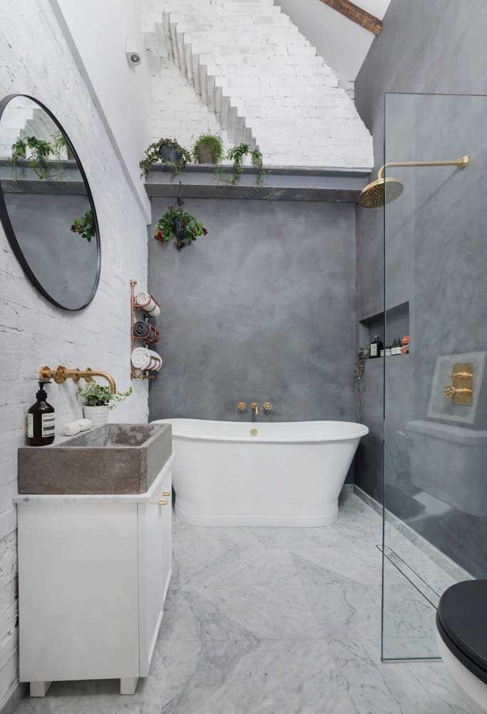 image22-7   Вдохновляющие идеи для маленьких ванных комнат