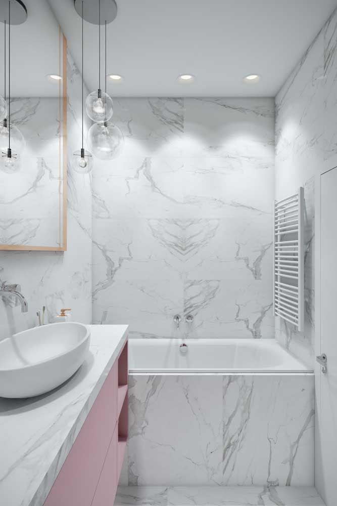 image4-10   Вдохновляющие идеи для маленьких ванных комнат
