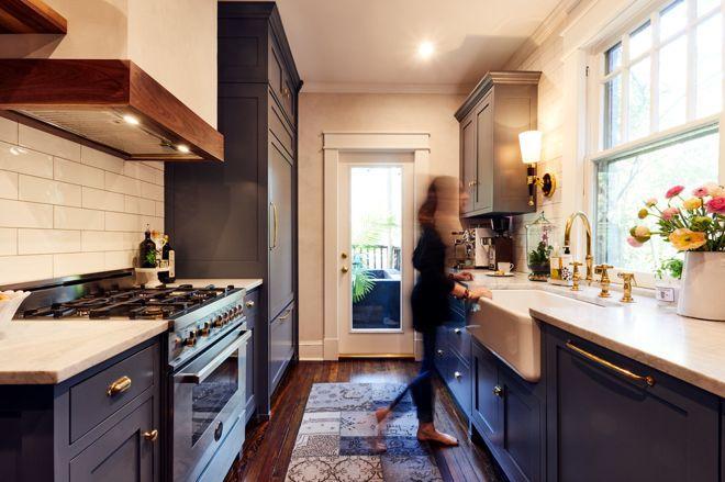 image5-6 | 5 узких кухонь, которые действительно работают