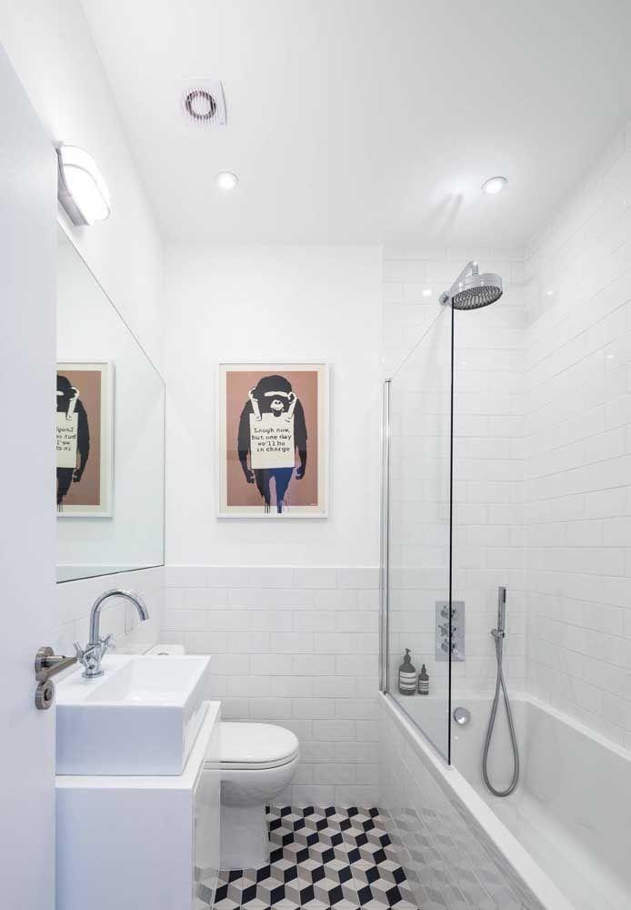 image9-9   Вдохновляющие идеи для маленьких ванных комнат
