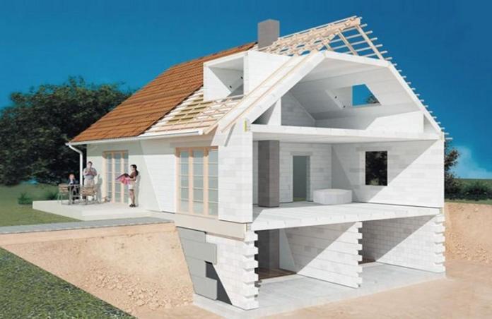 penobloki-02   Утепление дома из пеноблоков, стоит ли это делать?