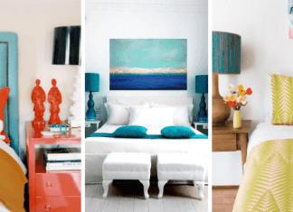 дизайн комнаты спальни