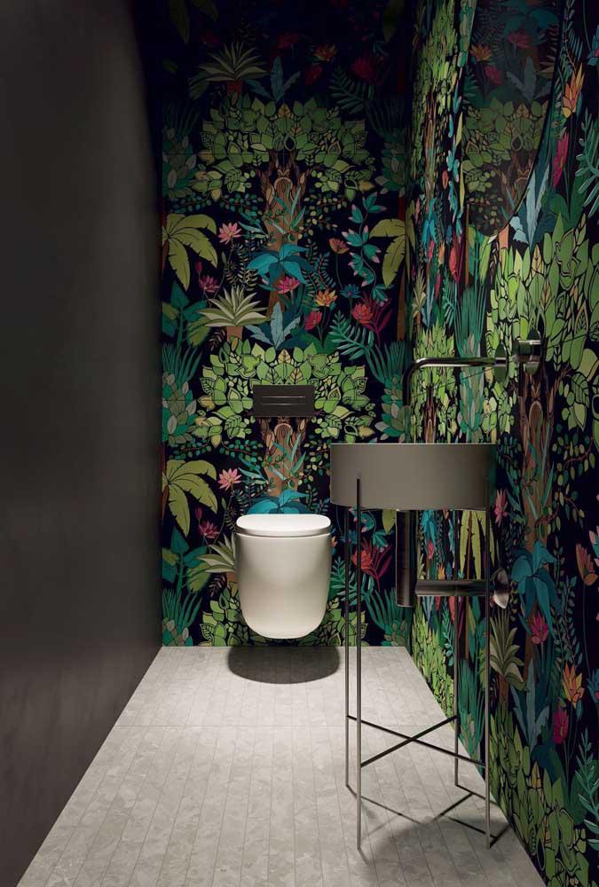 image15-11 | 60 идей обоев в туалет