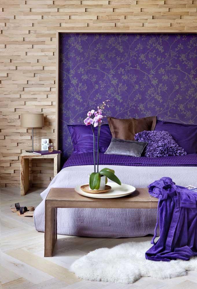 image15-9   Фиолетовый в интерьере: 60 идей, как и с чем сочетать