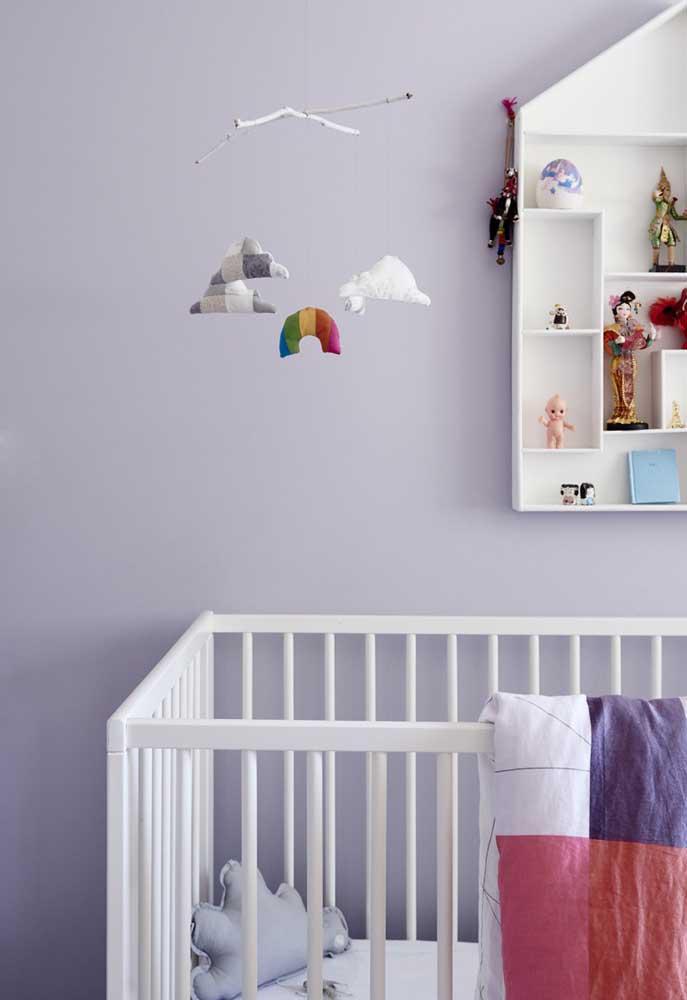 image26-4   Фиолетовый в интерьере: 60 идей, как и с чем сочетать
