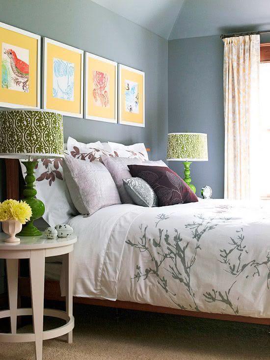 image27-2   Идеи оформления супружеской спальни