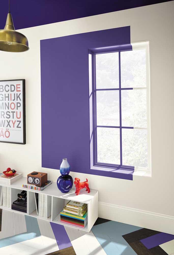 image30-4   Фиолетовый в интерьере: 60 идей, как и с чем сочетать