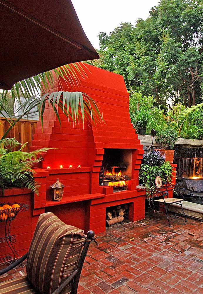 image49-4 | Мангал, гриль, печь, барбекю: 60 идей для вашего загородного дома