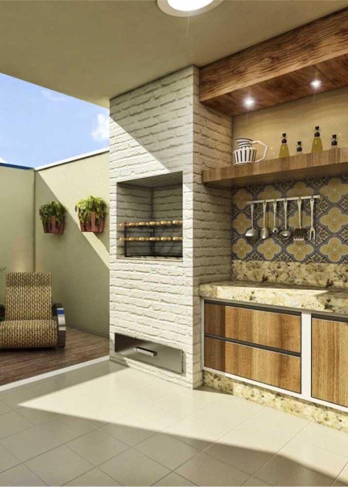 image56-3 | Мангал, гриль, печь, барбекю: 60 идей для вашего загородного дома