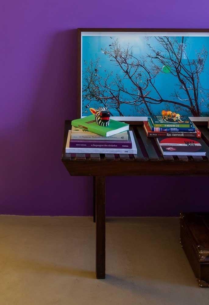 image58-2   Фиолетовый в интерьере: 60 идей, как и с чем сочетать