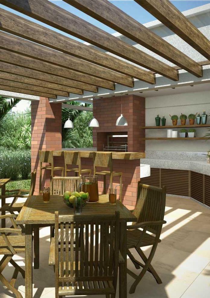 image58-3 | Мангал, гриль, печь, барбекю: 60 идей для вашего загородного дома