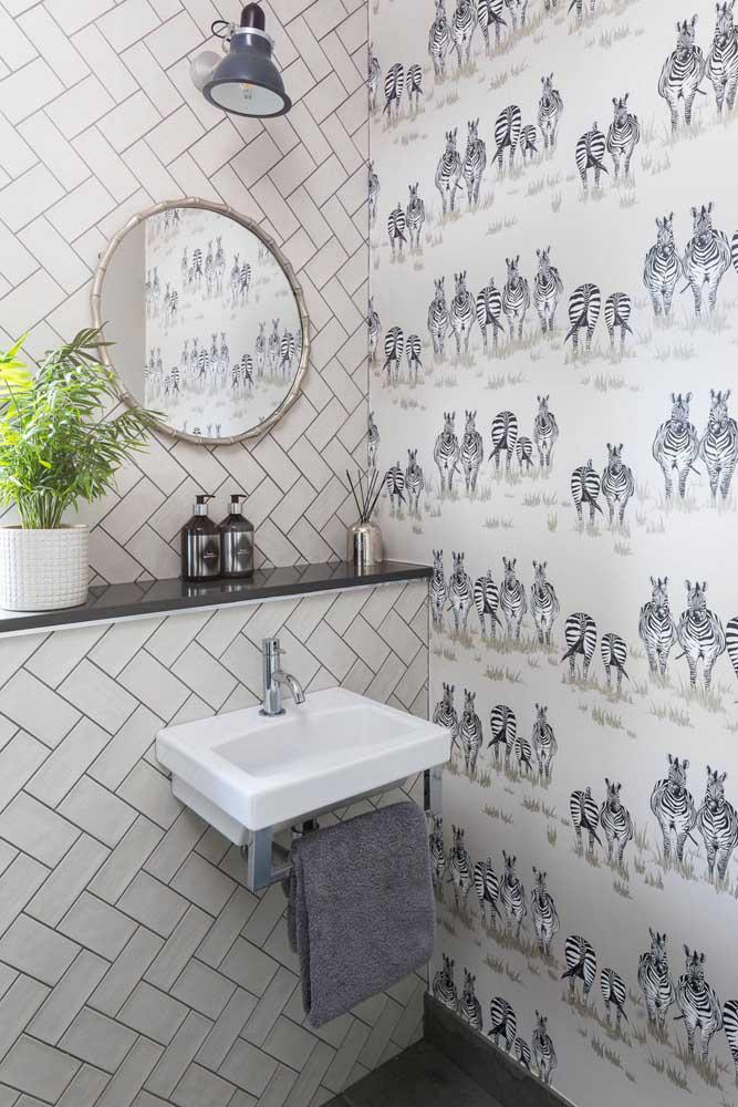 image59-4 | 60 идей обоев в туалет