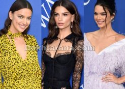 CFDA Fashion awards 2018 /فرش سرخ