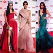 Filmfare awards 2018/ستاره های هند بروی فرش سرخ