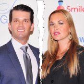!  طلاق ! جدایی دونالد ترامپ ۲ از خانم اش