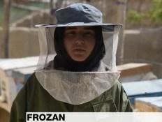 اولین فارمر نوجوان افغانستان /Afghanistan's bee teen- businesswomen