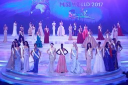Miss world 2017 /دختر شايسته سال