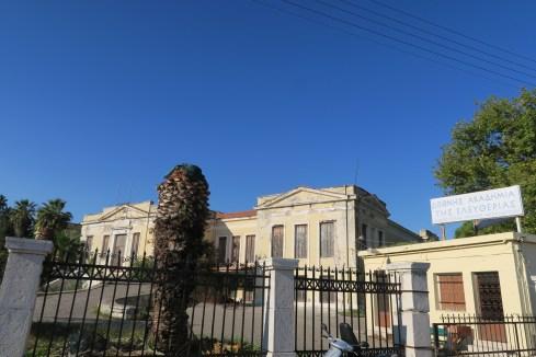 International Academy of Freedom - Mesolongi