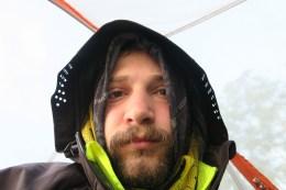 So cold n windy - camping at Igoumenitsa