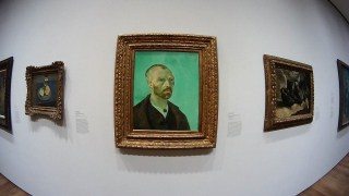 Van Gogh himself