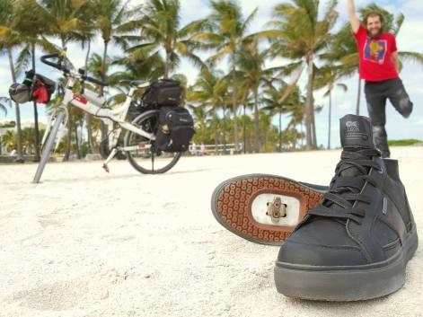 New Sponsor! Waterproof, Spd Compatible, Casual looking, amazing shoes!