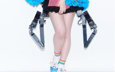 These remote-controlled robot arms can't possibly make my skirt any cuter!