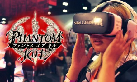 Maid Serrina's Mind is Blown from Phantom of the Kill's VR