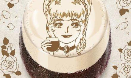 Nestlé Promotes Coffee Drinks With The Rose of Versailles Portrait Maker