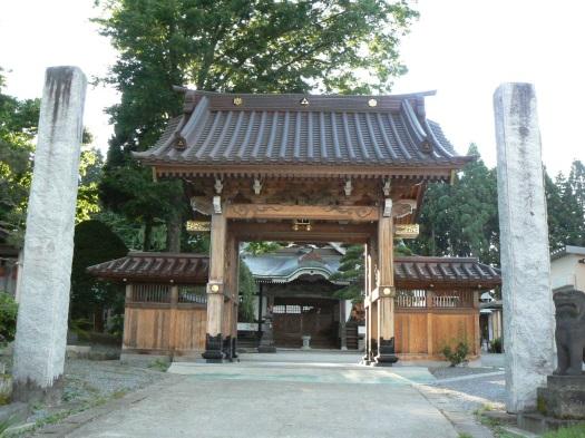実相寺の唐糸・釈迦内伝説