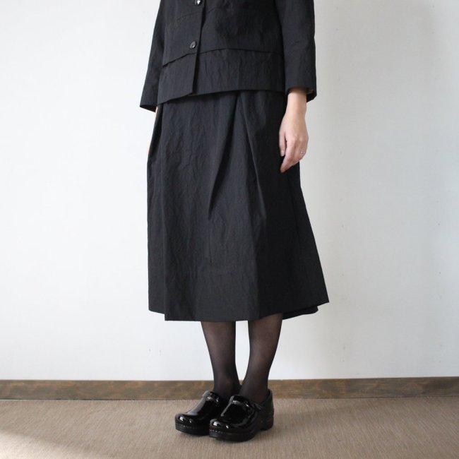 バックテイルスカート #black