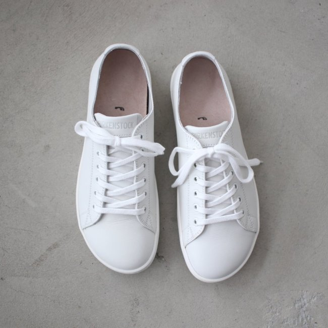 ARRAN NATURAL LEATHER #white