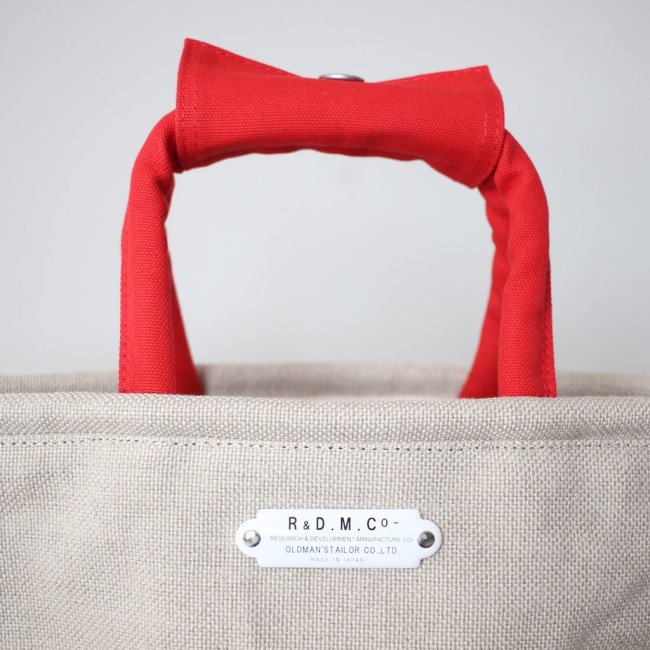COMBINATION MARCHE BAG TALL #red