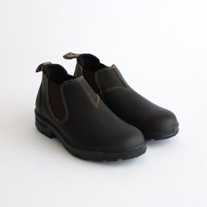 ORIGINALS LOW CUT SMOOTH LEATHER #BROWN [BS2038]