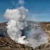 阿蘇山火山