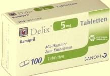 delix tablet mg