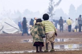 Smutsigt vatten dödar fler barn än krig. UNICEF/Georgina Cranston